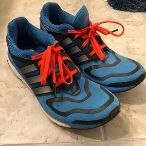 Adidas Boost Mens Running Shoes size:11